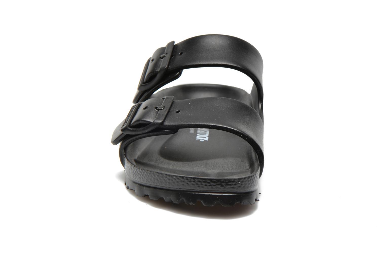 Träskor & clogs Birkenstock Arizona EVA W (Smal modell) Svart bild av skorna på