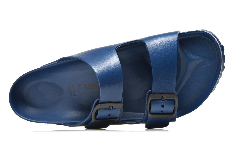 Sandalias Birkenstock Arizona EVA M Azul vista lateral izquierda