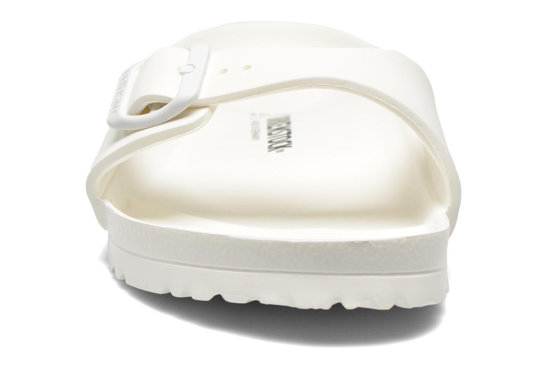 Sandals Birkenstock Madrid EVA M White model view