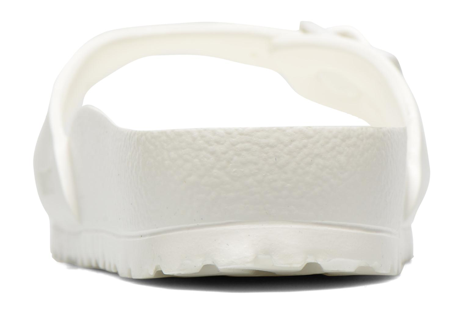 Sandals Birkenstock Madrid EVA M White view from the right