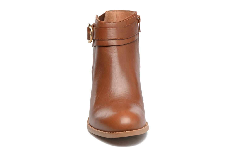 Stiefeletten & Boots Georgia Rose Eperdrix braun schuhe getragen