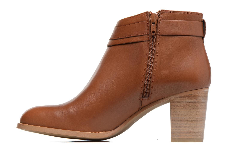 Stiefeletten & Boots Georgia Rose Eperdrix braun ansicht von vorne