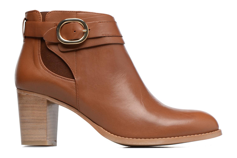 Stiefeletten & Boots Georgia Rose Eperdrix braun ansicht von hinten