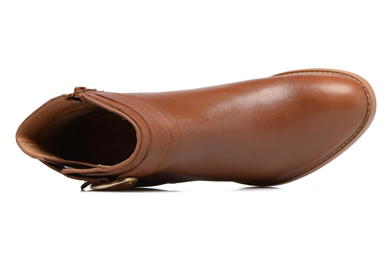 Stiefeletten & Boots Georgia Rose Eperdrix braun ansicht von links