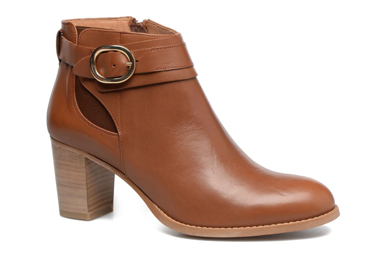 Stiefeletten & Boots Georgia Rose Eperdrix braun detaillierte ansicht/modell