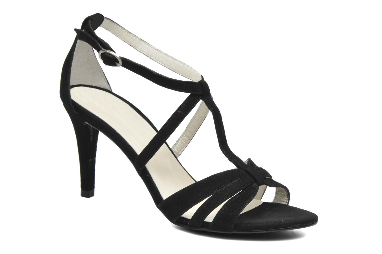 Sandalen Georgia Rose Epurée schwarz detaillierte ansicht/modell