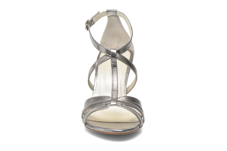 Sandalen Georgia Rose Epurée silber schuhe getragen