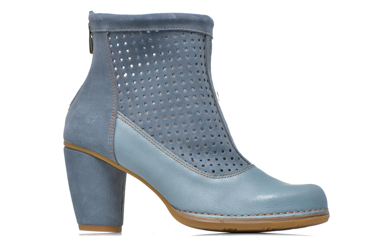 Ankle boots El Naturalista Colibri N467 Blue back view