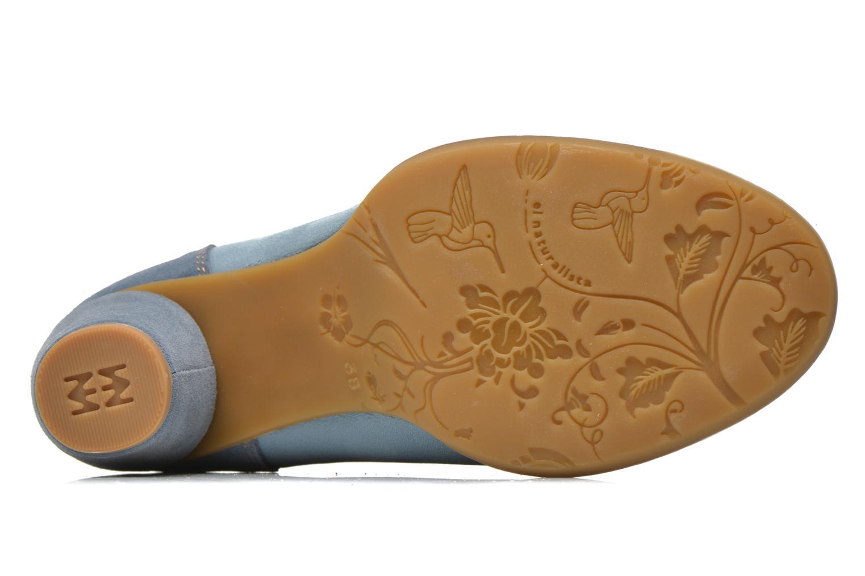 Bottines et boots El Naturalista Colibri N467 Bleu vue haut
