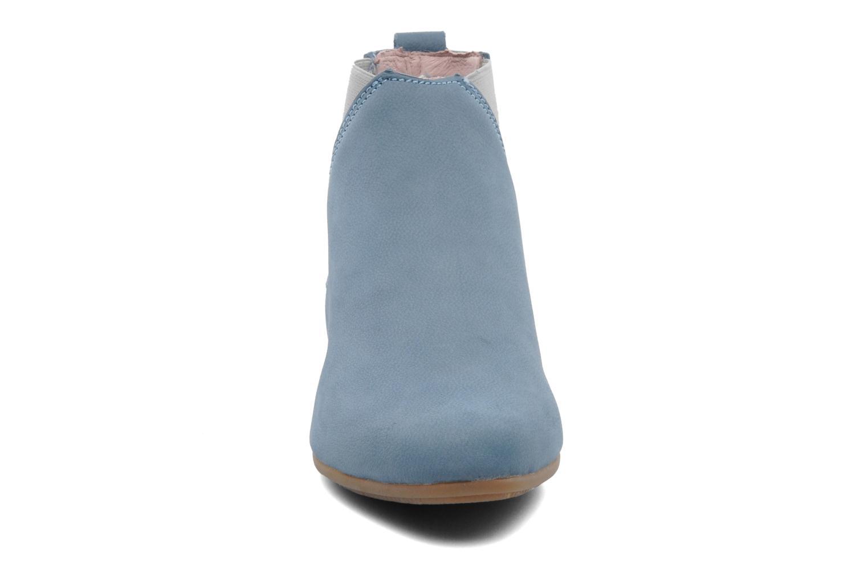 Bottines et boots El Naturalista Stella ND51 Bleu vue portées chaussures