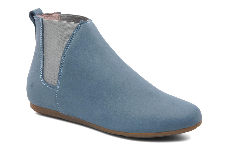 Bottines et boots El Naturalista Stella ND51 Bleu vue détail/paire
