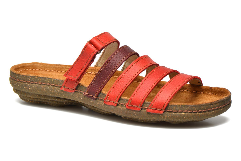 Grandes descuentos últimos zapatos El Naturalista Torcal N327 (Rojo) - Zuecos Descuento