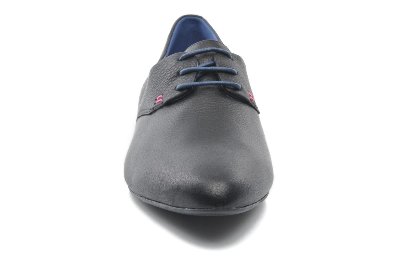 Chaussures à lacets Camper Isadora 22567 Noir vue portées chaussures