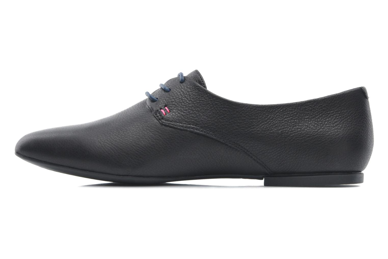 Chaussures à lacets Camper Isadora 22567 Noir vue face