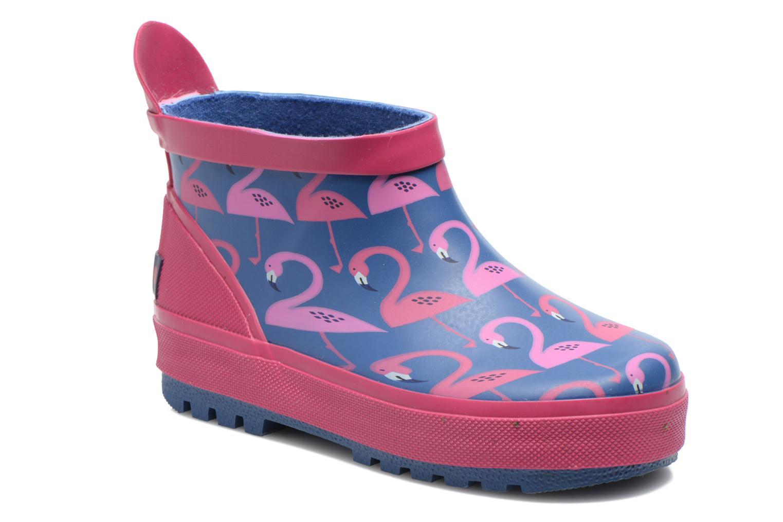 Pantofole Poco Nido FLAMINGO Azzurro vedi dettaglio/paio