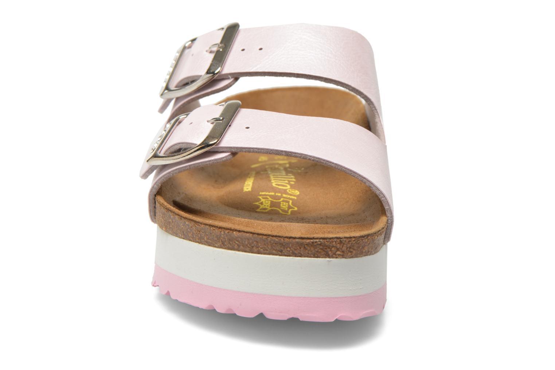 Clogs & Pantoletten Papillio Arizona Flor W rosa schuhe getragen