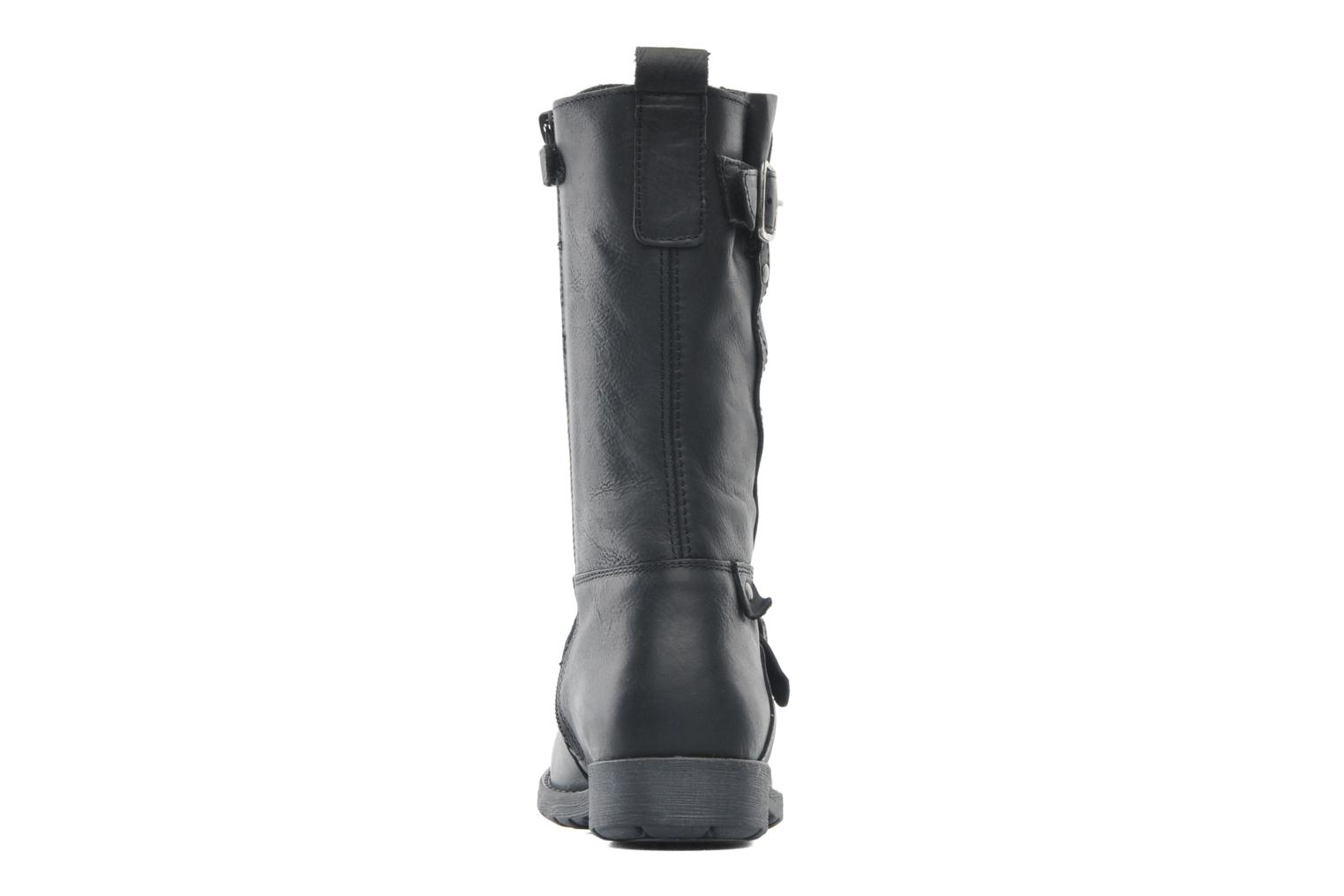 Boots & wellies P-L-D-M By Palladium Cony Clp Black view from the right