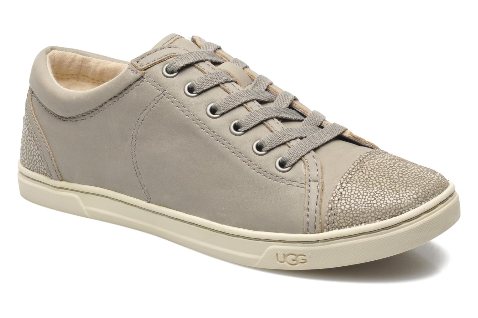 Newest UGG Australia Taya Grey Womens Trainers Outlet UK1718