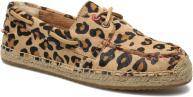 Corris Calf Hair Leopard