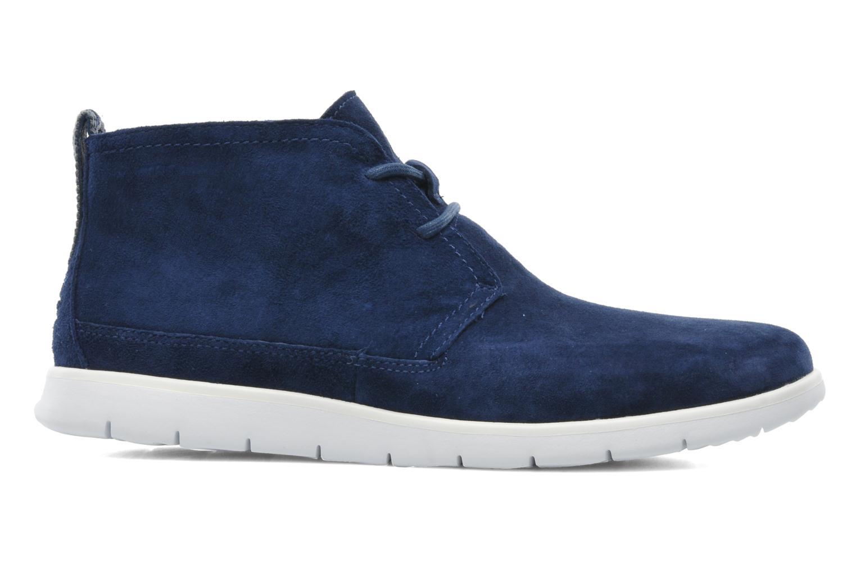 Chaussures à lacets UGG Freamon Bleu vue derrière
