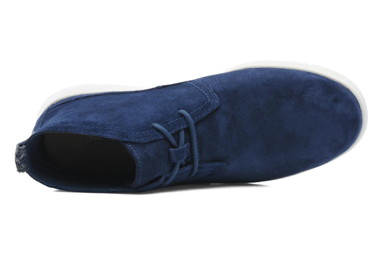 Chaussures à lacets UGG Freamon Bleu vue gauche