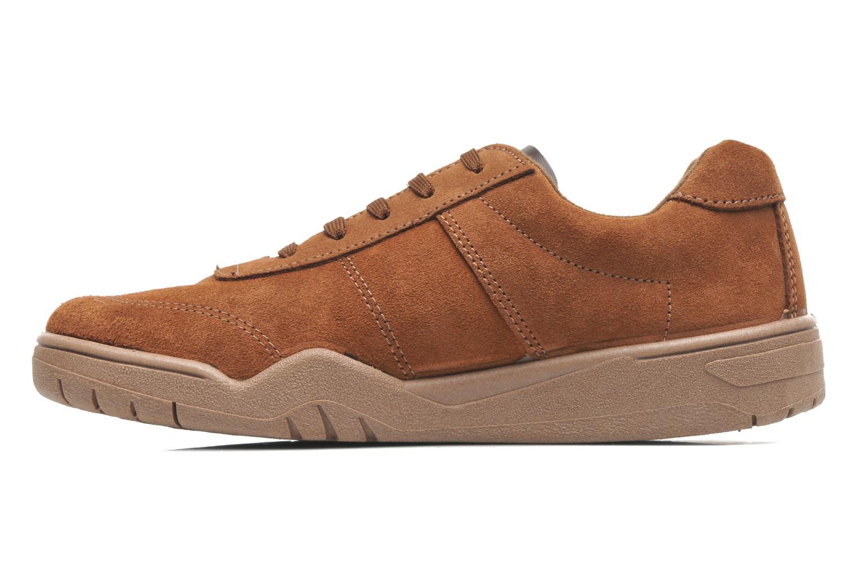 Sneakers UMO Confort Atlas Marrone immagine frontale