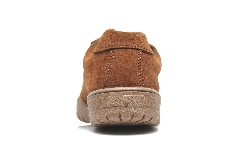Sneakers UMO Confort Atlas Marrone immagine destra