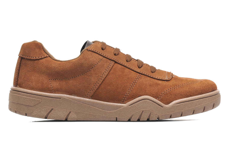 Sneakers UMO Confort Atlas Marrone immagine posteriore