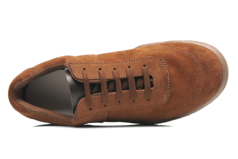 Sneakers UMO Confort Atlas Marrone immagine sinistra