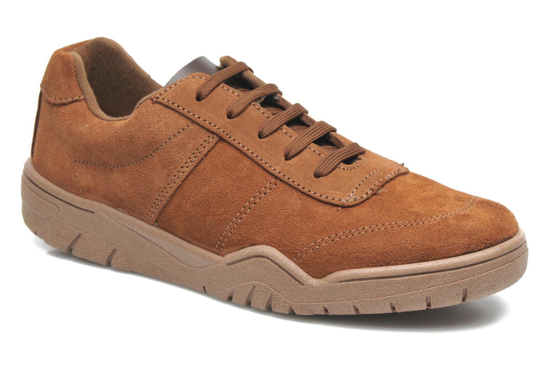 Sneakers UMO Confort Atlas Marrone vedi dettaglio/paio