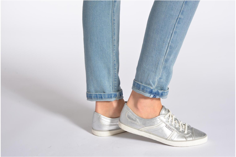 Sneakers Esprit Megan Metallic 036 Zilver onder