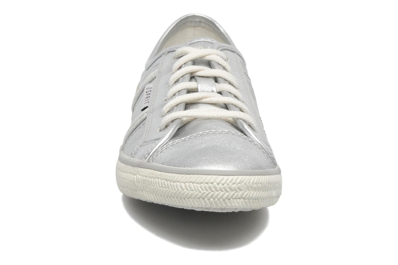 Sneakers Esprit Megan Metallic 036 Zilver model