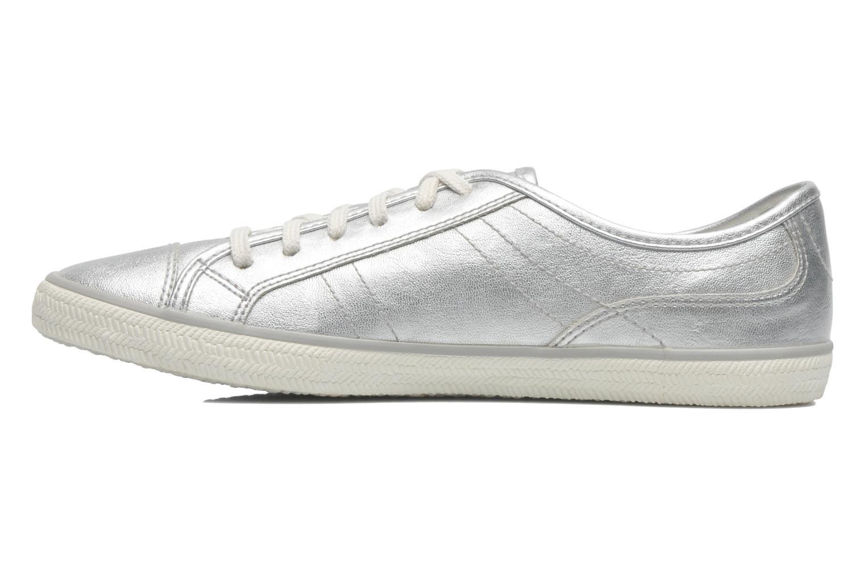 Sneakers Esprit Megan Metallic 036 Zilver voorkant