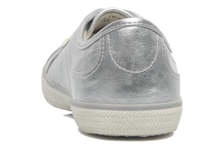 Sneakers Esprit Megan Metallic 036 Zilver rechts