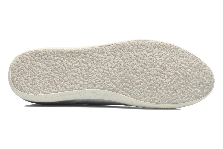 Sneakers Esprit Megan Metallic 036 Zilver boven