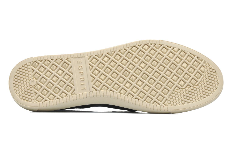 Sneakers Esprit Yendis slip on 040 Blauw boven