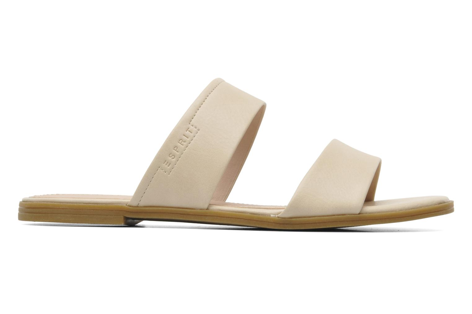Mules & clogs Esprit Swami 2 band 004 Beige back view