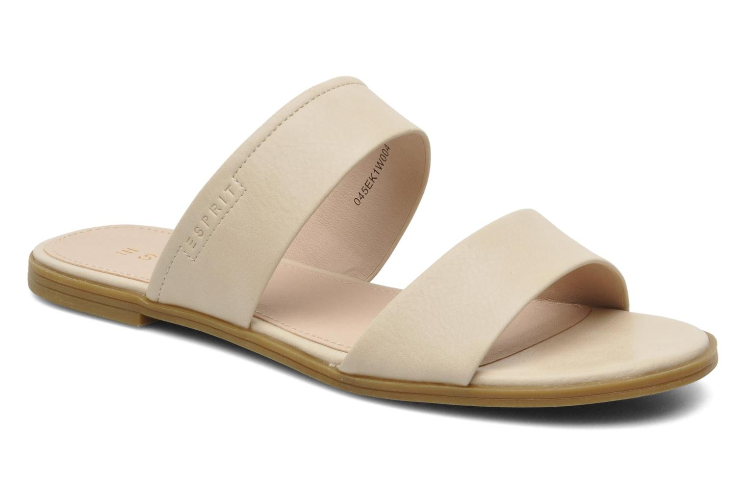 Mules & clogs Esprit Swami 2 band 004 Beige detailed view/ Pair view