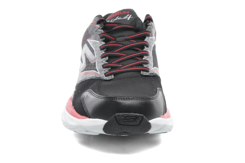 Sportschuhe Skechers Go Run Ride 4 53998 schwarz schuhe getragen