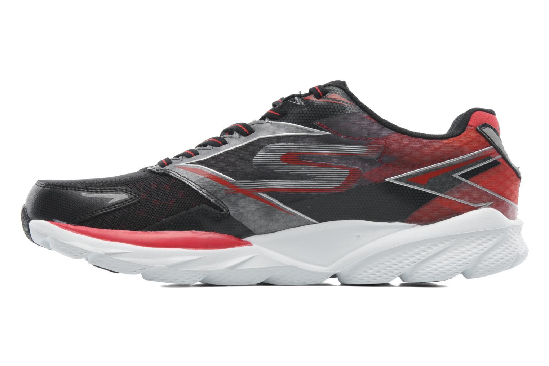 Sportschuhe Skechers Go Run Ride 4 53998 schwarz ansicht von vorne
