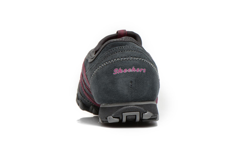 Sneaker Skechers Bikers Verified 21139 grau ansicht von rechts