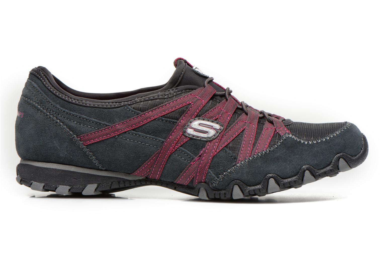 Sneaker Skechers Bikers Verified 21139 grau ansicht von hinten