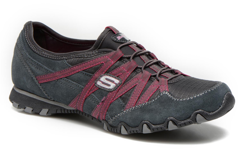 Sneaker Skechers Bikers Verified 21139 grau detaillierte ansicht/modell