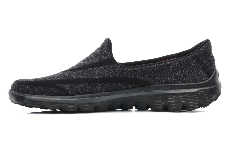 Go Walk 2 Super Sock 13955 Black