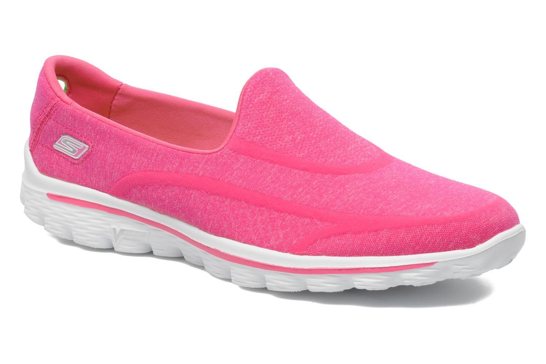 Chaussures Skechers GOwalk roses Casual femme M2svOVIAN