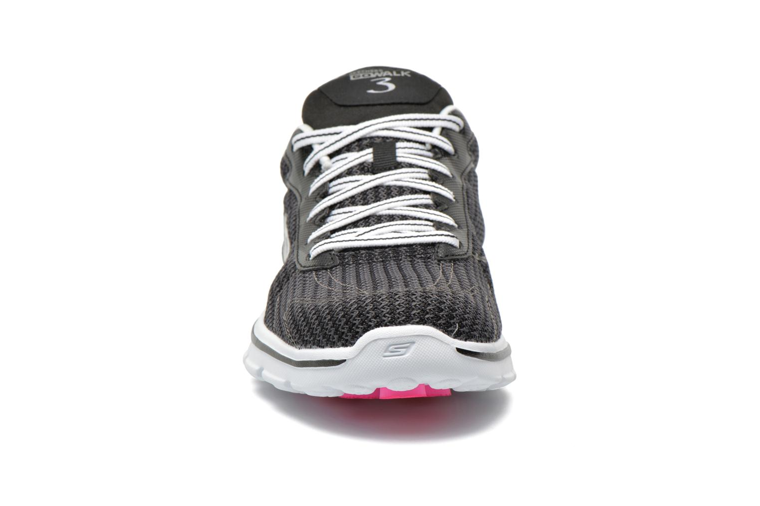 Sneakers Skechers Go Walk 3 FitKnit 13981 Zwart model