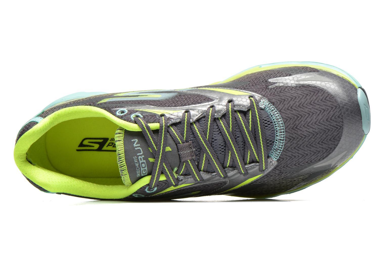 Chaussures de sport Skechers Go Run 4 13995 Gris vue gauche