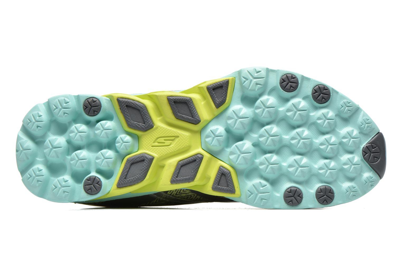 Chaussures de sport Skechers Go Run 4 13995 Gris vue haut