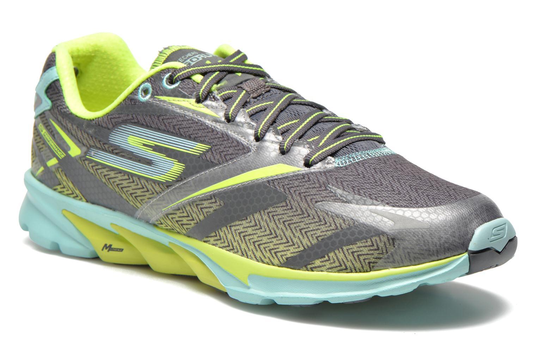 Zapatos promocionales Skechers Go Run 4 13995 (Gris) - Zapatillas de deporte   Gran descuento