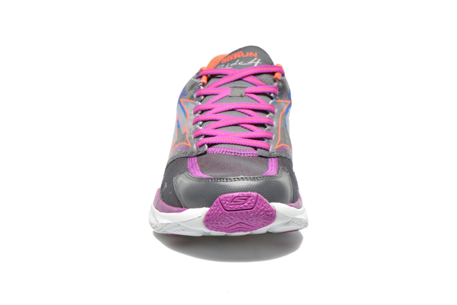 Go Run Ride 4 13998 Charcoal purple